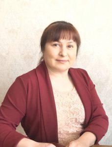 Наливайко Лілія Миколаївна