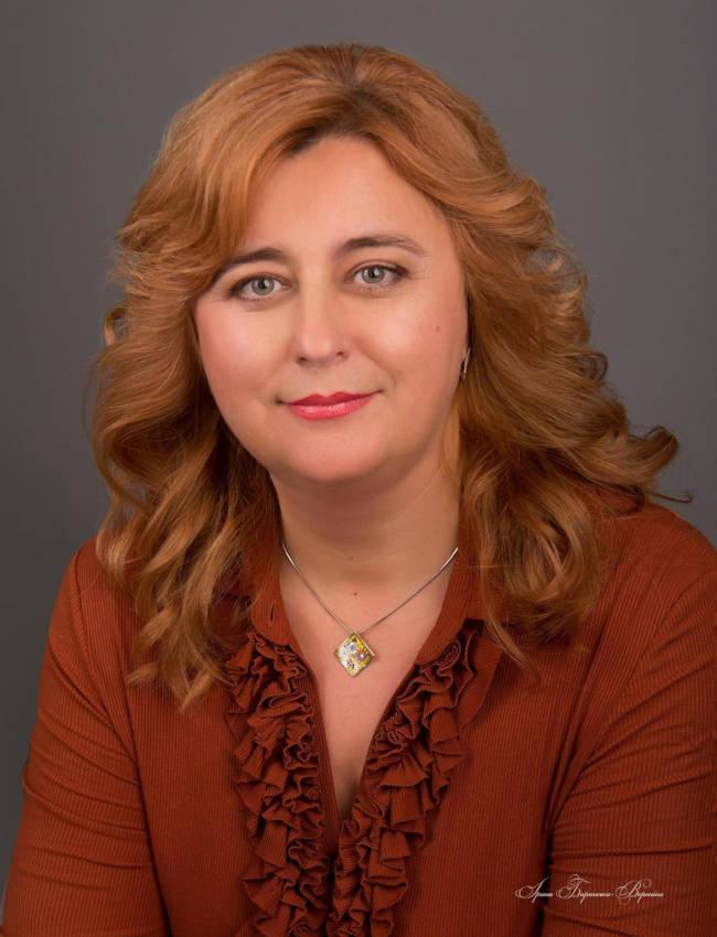 Стоколос – Ворончук Оксана Олександрівна