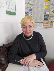 Синиця Світлана Вікторівна