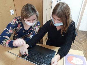 """Робота із системою """"Телемедицина"""" студентів з вадами слухуРобота із системою """"Телемедицина"""" студентів з вадами слуху"""