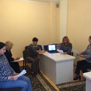 Засідання Ради молодих учених 30.09.2020