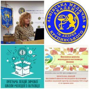 Засідання Ради молодих учених 17.12.2020