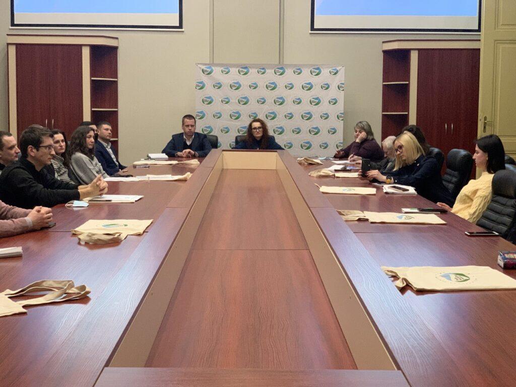 Засідання Ради молодих учених 23.03.2021