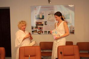 Візит у Київський міжнародний університет