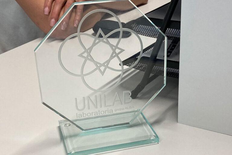Візит до лабораторії UNILAB.