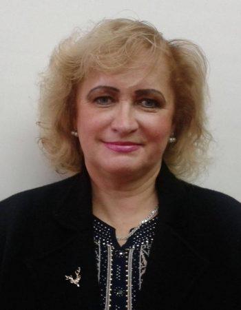 Федорович Уляна Михайлівна